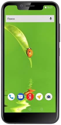 Смартфон Fly View 8Gb Black