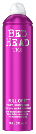 Лак для волос Tigi Bed Head Full Of It Volume Finishing Spray 371 мл