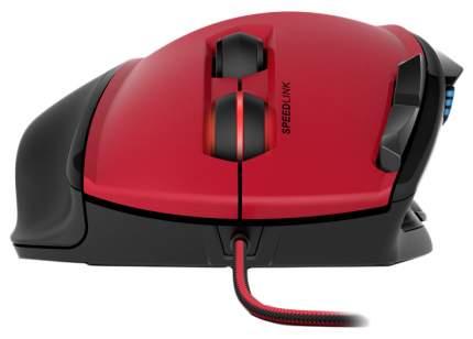Игровая мышь SPEED-LINK Scelus Red/Black (SL-680004-BKRD)