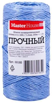 Шпагат Masterhouse Пп 200М Микс, 1,25Мм, Бобина 161Гр 60185