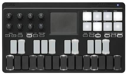 Портативный USB-MIDI-контроллер Korg Nanokey-Studio