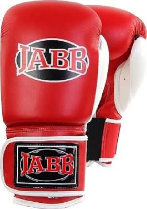 Боксерские перчатки Jabb JE-4056 красные 10 унций