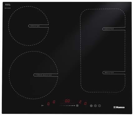 Встраиваемая варочная панель индукционная Hansa BHI68611 Black