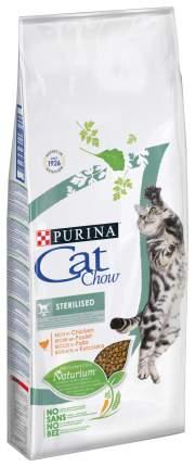 Сухой корм для кошек Cat Chow Special Care Sterilised, для стерилизованных, птица, 7кг