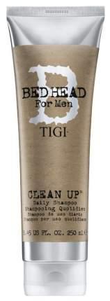 Шампунь для ежедневного применения Tigi Bed Head B For Men Clean Up 250мл