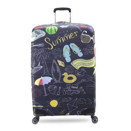 Чехол для чемодана KonAle Лето L