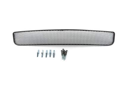 Сетка на бампер arbori внешняя arbori для Chevrolet Cobalt 2013, черн., 20 мм сота