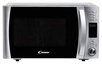 Микроволновая печь с грилем и конвекцией Candy CMXC30DCS silver/black