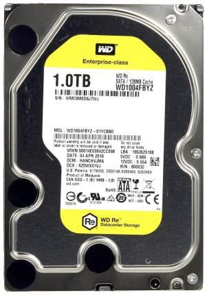 Внутренний жесткий диск Western Digital 1TB (WD1004FBYZ)