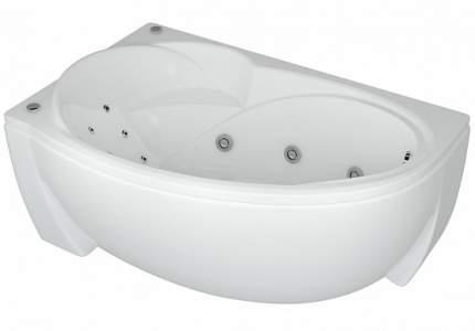 Акриловая ванна Aquatek Бетта 160 левая BET160-0000006 с гидромассажем