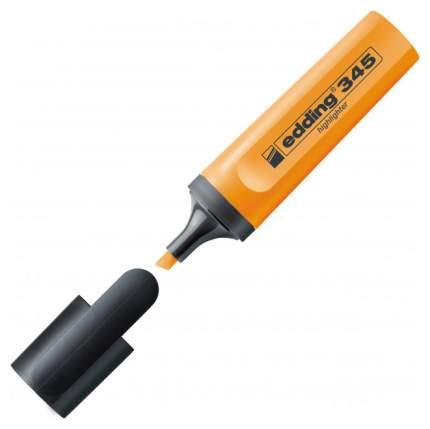 Текстовыделитель edding 345 Оранжевый Блистер
