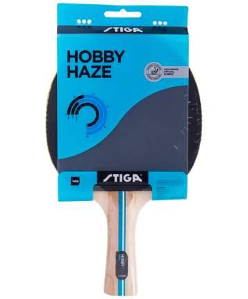 Ракетка для настольного тенниса Stiga Haze, черно-красная