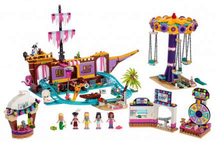 Конструктор LEGO Friends Парк развлечений на набережной
