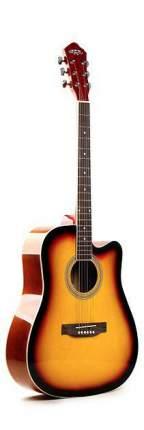 Акустическая гитара CARAVAN MUSIC HS-4111 SB