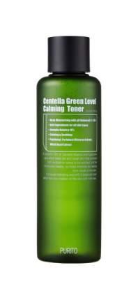 Тонер Purito Centella Green Level Calming Toner 200 мл