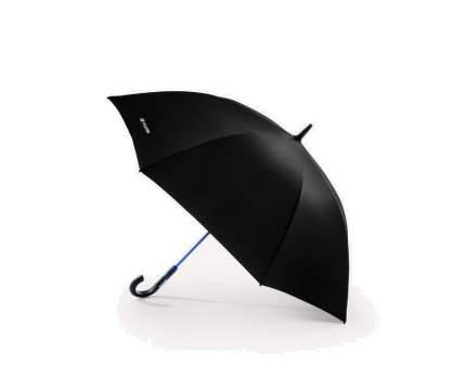 """Зонт-трость с лого """"hyundai"""", r112 см, черный/синий Hyundai-KIA R8480AC589H"""