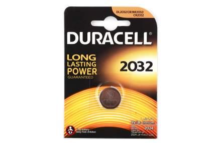 Батарейка Duracell 2032 1 шт
