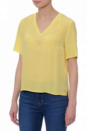 Блуза женская Tommy Hilfiger желтая 6