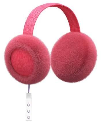 Беспроводные наушники Hiper Headset Pink (детские)