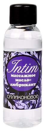 Массажное масло-лубрикант Биоритм Intim Silicon 50 мл