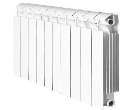 Радиатор биметаллический Global 125x800 Style Plus 350 10