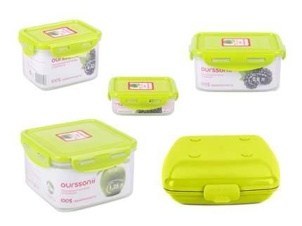 Набор пластиковых контейнеров CP0303060813LB14/GA