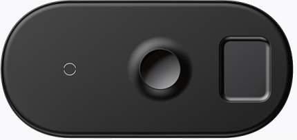 Беспроводное зарядное устройство Baseus Smart 3in1 WX3IN1-01 (Black)