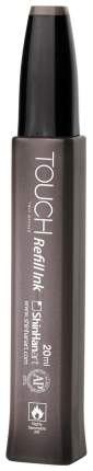 Заправка для маркера Touch на спиртовой основе, 20 мл, цвет: WG7,серый теплый 7