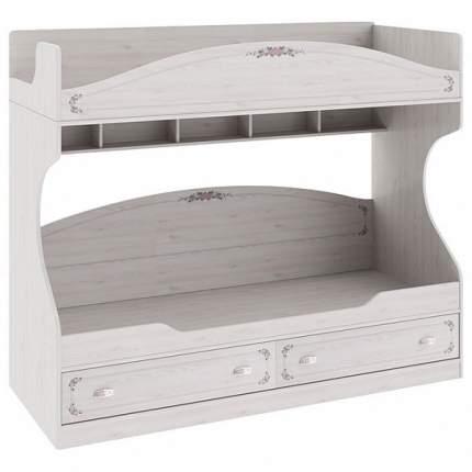 Кровать двухъярусная Ариэль ТД-280.11.01