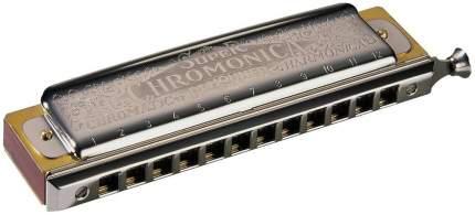 Губная гармоника хроматическая HOHNER M27003