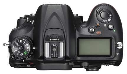 Фотоаппарат цифровой зеркальный Nikon D7200 Body Black