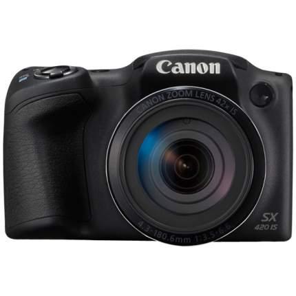 Фотоаппарат цифровой компактный Canon PowerShot SX420IS Black