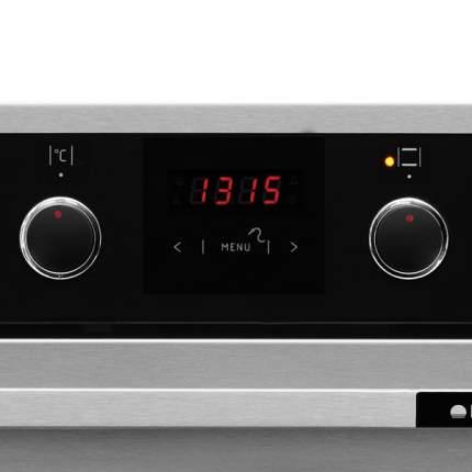 Встраиваемый электрический духовой шкаф Hansa BOEI64450077 Silver