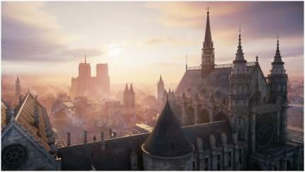 Игра Assassin's Creed Единство.Notre Dame Edition для PC
