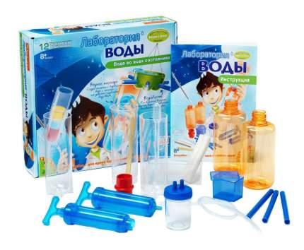 Французские опыты науки с буки Bondibon (12 экспериментов) лаборатория воды