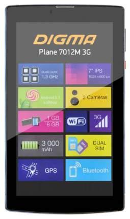 Планшет Digma Plane 7012M 3G Blue