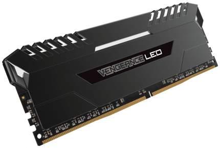 Оперативная память Corsair VENGEANCE LED CMU64GX4M4A2666C16