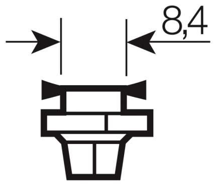 Лампа накаливания автомобильная OSRAM (2352MFX6)