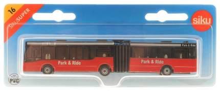 Игрушка SIKU Автобус-гармошка красный (1617)