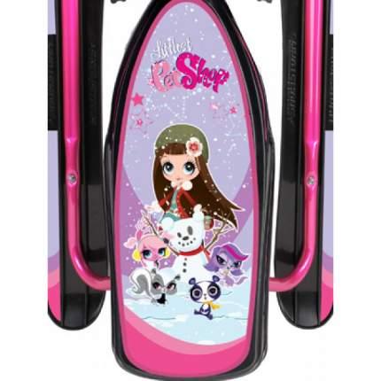 Снегокат Littlest Pet Shop Pro Pet Shop розовый