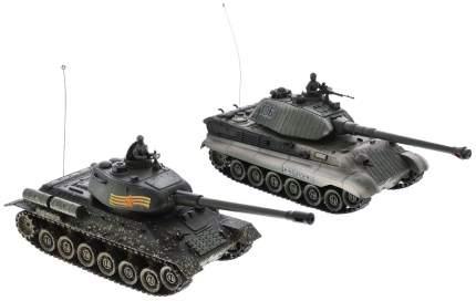 Военный транспорт Пламенный Мотор Танковый бой Т-34 и Germany King Tiger 870164