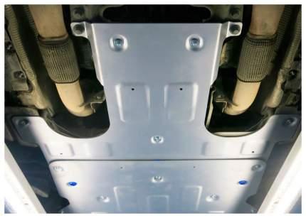 Защита КПП RIVAL для Porsche (333.4611.1)