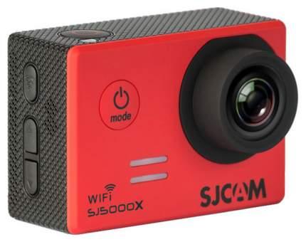 Экшн камера SJCAM SJ5000X Elite Red
