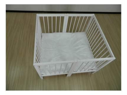 Кровать Фея 100 белый