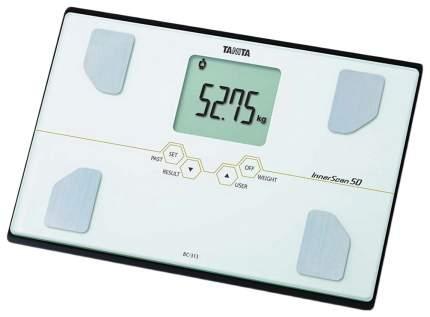 Весы напольные Tanita BC-313 Белый