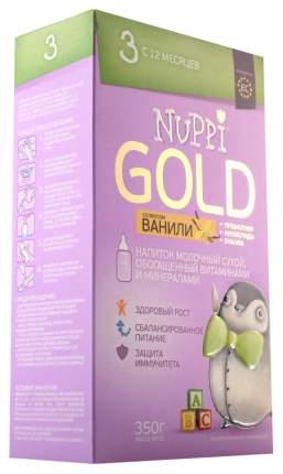 Молочная смесь NUPPI Gold 3 от года 350 г