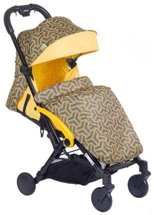 Прогулочная коляска BabyHit Amber желтая
