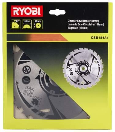 Пильный диск Ryobi CSB184A1