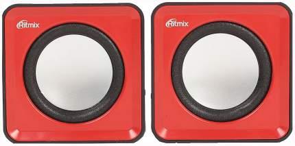 Колонки для компьютера Ritmix SP-2020 Black/Red