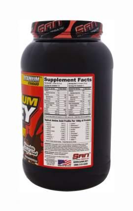 Протеин SAN Titanium Whey 100% Pure 908 г Chocolate Rocky Road